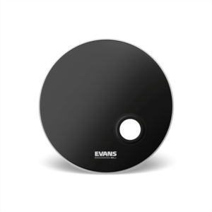 Evans Evans EMAD Resonant Black Bass Drumhead