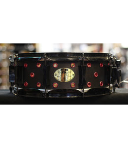 "Used Pork Pie 5x14"" Little Squealer 16ply Snare Drum"