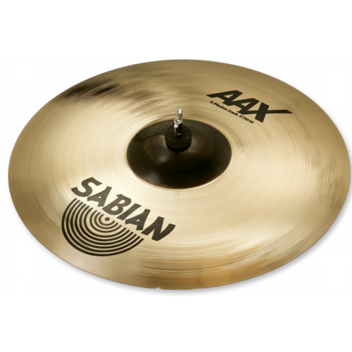 "Sabian Sabian 17"" AAX X-Plosion Crash Brilliant Finish"
