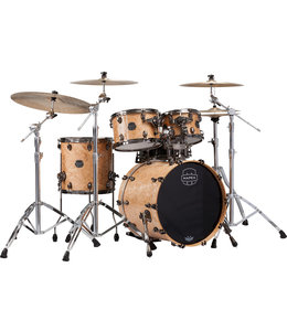 """Mapex Mapex Saturn V MH Exotic Fusion 4 Piece 20"""" Shell Pack w/o Snare"""