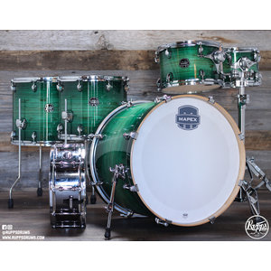 Mapex Mapex Armory Series 6 pc Studioease Shell Pack Fast Toms