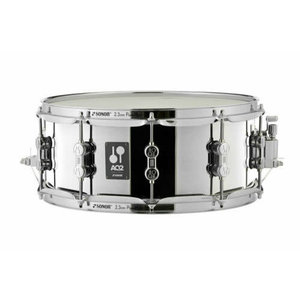 Sonor Sonor AQ2 Chrome Over Steel Snare Drum