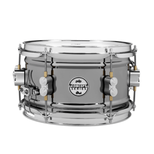 PDP PDP Snare Drum Black Nickel over Steel with Chrome Hardware