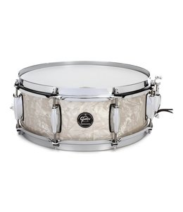 """Gretsch Gretsch Renown Maple 5x14"""" Snare Drum - Vintage Pearl"""