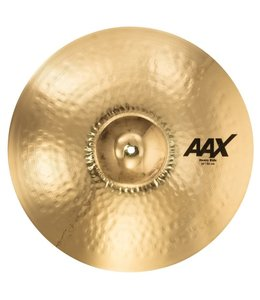 "Sabian Sabian 20"" AAX Heavy Ride Brilliant Finish"