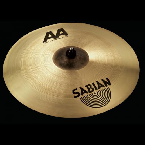 "Sabian Sabian 21"" AA Raw Bell Dry Ride"