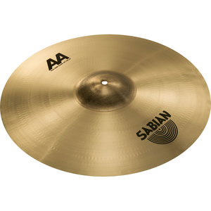 "Sabian Sabian 20"" AA Raw Bell Crash"