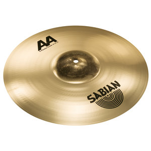"Sabian Sabian 16"" AA X-Plosion Crash Brilliant Finish"