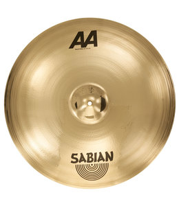 "Sabian Sabian 24"" AA Bash Ride Brilliant Finish"