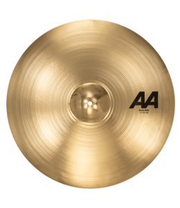 "Sabian Sabian 21"" AA Bash Ride Brilliant Finish"