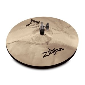 "Zildjian Zildjian 14"" A Custom Hi Hats Brilliant"