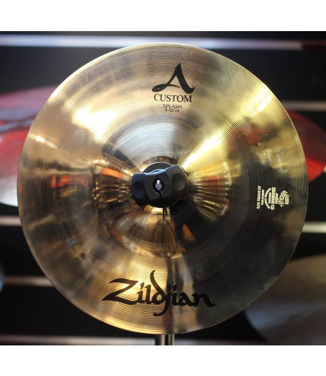 "Zildjian Zildjian 8"" A Custom Splash Brilliant"