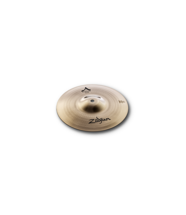 "Zildjian Zildjian 10"" A Custom Splash Brilliant"