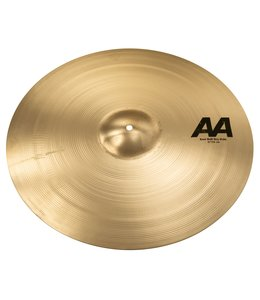 "Sabian Sabian 21"" AA Raw Bell Dry Ride Brilliant Finish"