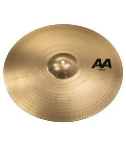 "Sabian Sabian 21"" AA Rock Ride Brilliant Finish"