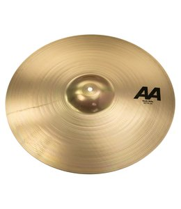 "Sabian Sabian 20"" AA Rock Ride Brilliant Finish"