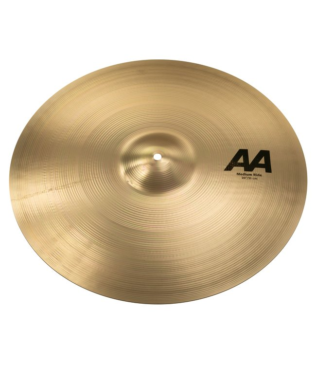 "Sabian Sabian 20"" AA Medium Ride Brilliant Finish"