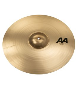 "Sabian Sabian 20"" AA Raw Bell Crash Brilliant Finish"