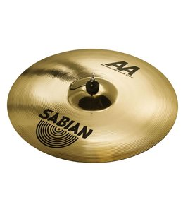 "Sabian Sabian 18"" AA Medium Thin Crash Brilliant Finish"