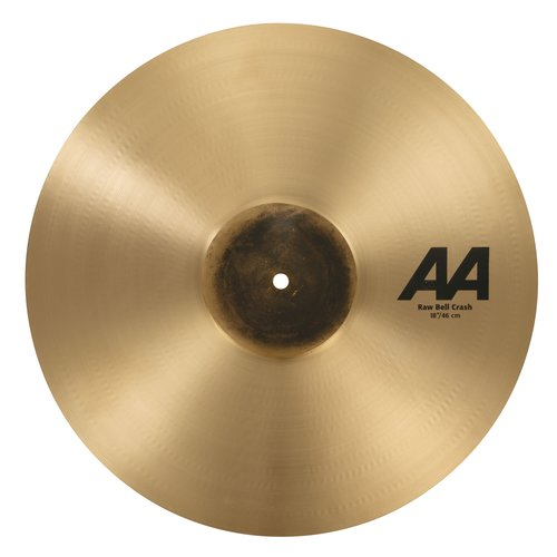 "Sabian Sabian 18"" AA Raw Bell Crash"