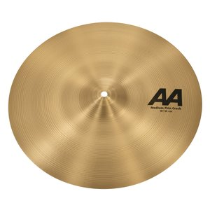 "Sabian Sabian 16"" AA Medium Thin Crash"