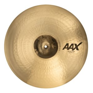 "Sabian Sabian AAX 19"" Heavy Crash Brilliant Finish"