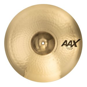 "Sabian Sabian AAX 18"" Heavy Crash Brilliant Finish"