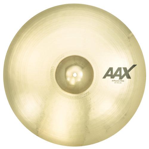 "Sabian Sabian AAX 21"" X-Plosion Ride Brilliant Finish"