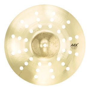 "Sabian Sabian 12"" AAX Aero Splash Brilliant Finish"
