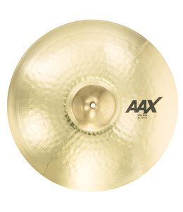 "Sabian Sabian 20"" AAX Thin Ride Brilliant Finish"