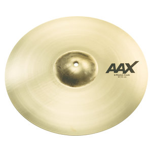 "Sabian Sabian 18"" AAX X-Plosion Crash Brilliant Finish"