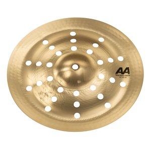 "Sabian Sabian 12"" AA Mini Holy China Brilliant Finish"