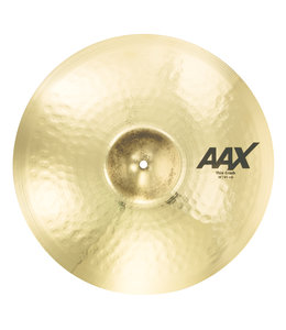 "Sabian Sabian 18"" AAX Thin Crash Brilliant Finish"