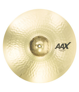 "Sabian Sabian 20"" AAX Medium Crash Brilliant Finish"