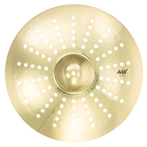 "Sabian Sabian 20"" AAX Aero Crash Brilliant Finish"