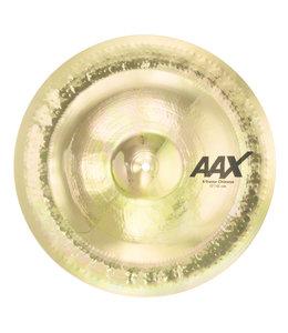 "Sabian Sabian 17"" AAX X-Treme Chinese Brilliant Finish"