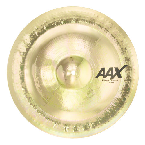"Sabian Sabian 17"" AAX X-Treme Chinese Brilliant Finish"