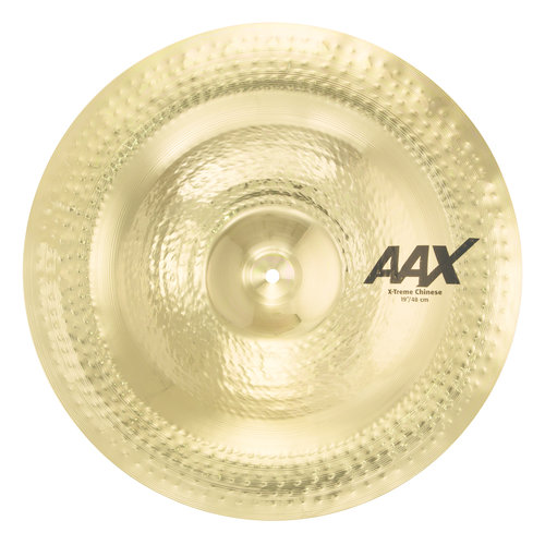 "Sabian Sabian 19"" AAX X-Treme Chinese Brilliant Finish"
