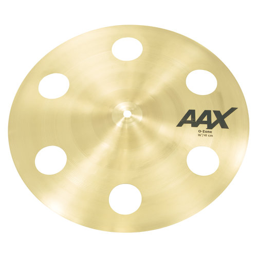 "Sabian Sabian 16"" AAX O-Zone Crash"