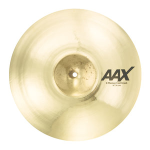 "Sabian Sabian 16"" AAX X-Plosion Fast Crash Brilliant Finish"