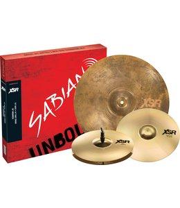 Sabian Sabian XSR Commuter Cymbal Set