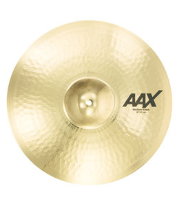 "Sabian Sabian 18"" AAX Medium Crash Brilliant Finish"