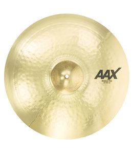 "Sabian Sabian 20"" AAX Medium Ride Brilliant Finish"