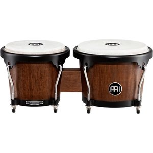 "Meinl Meinl Headliner Series Wood 6 3/4""& 8"" Bongos"