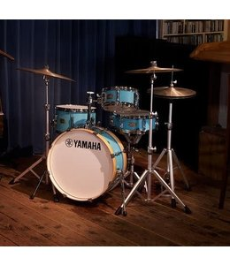 Yamaha Yamaha Stage Custom Hip 4pc Shell Pack in Matte Surf Green