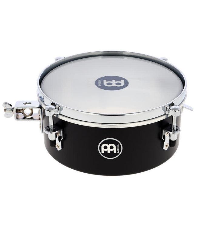 "Meinl Meinl 10"" Drummer Snare Timbale - Black"