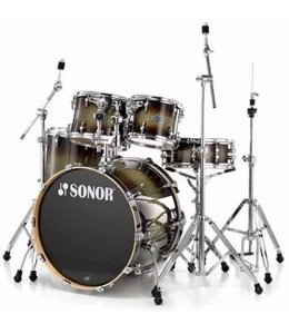 Sonor Sonor Select Force 5pc Stage 3 Shellpack - Deep Forest Burst