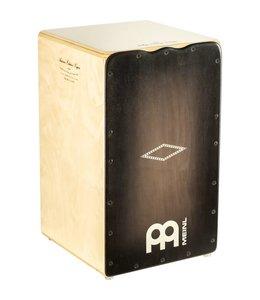 Meinl Meinl Artisan Edition Flamenco Cajon Solea Line Frontplate: Cedar in Ebony Burst
