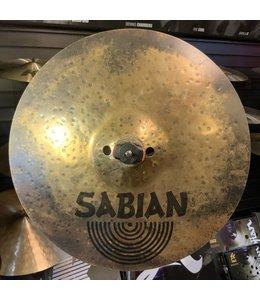 "Sabian Used Sabian HH 13"" Fusion Hi Hat-Bottom"