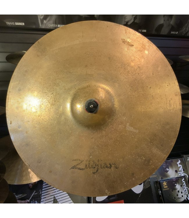 "Zildjian Used Zildjian ZBT 20"" Ride"
